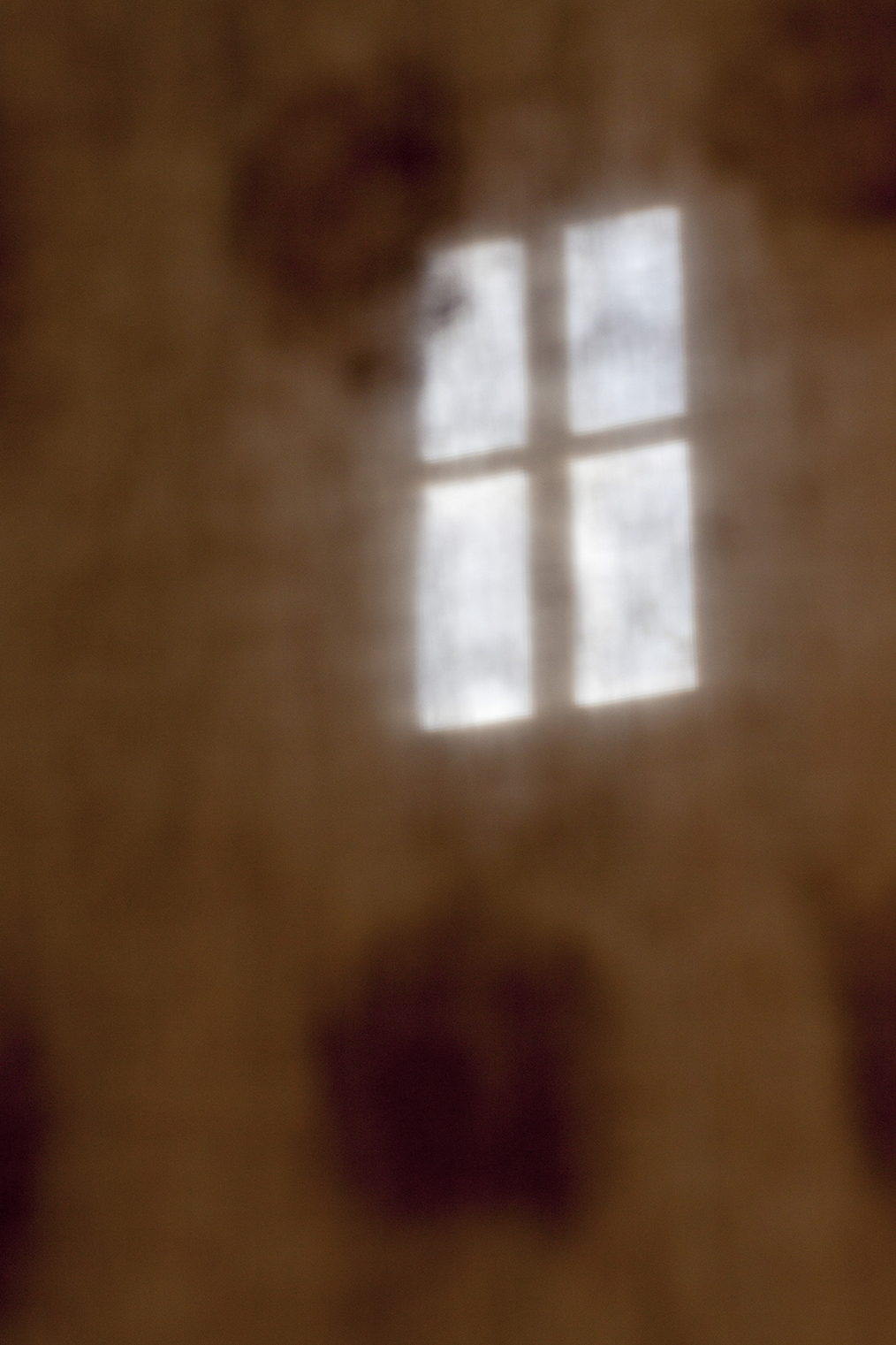 sindone e finestra